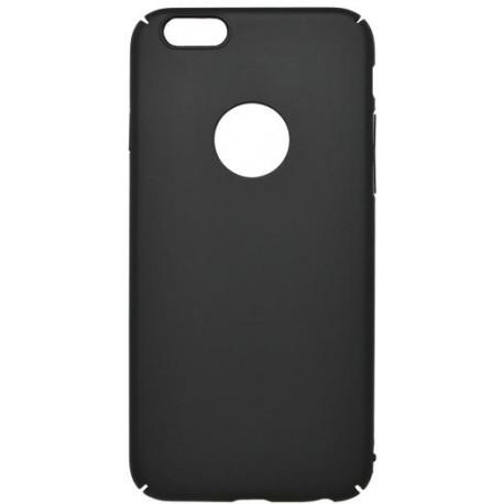 Plastové puzdro iPhone 6 čierne hladké b4d408c739a