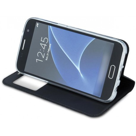 Case Smart Look for Sony XA1 Ultra black