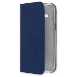 Case Smart Magnet for Xiaomi Redmi 4A dark blue