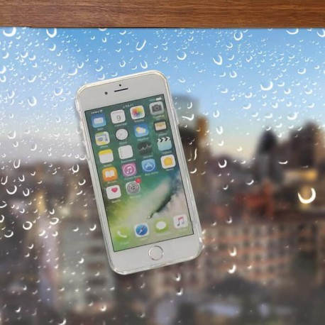 Anti-gravity case for Iphone 6/6s transparent