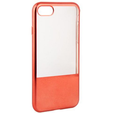 Electroplate half case for Sam S5 G900 red