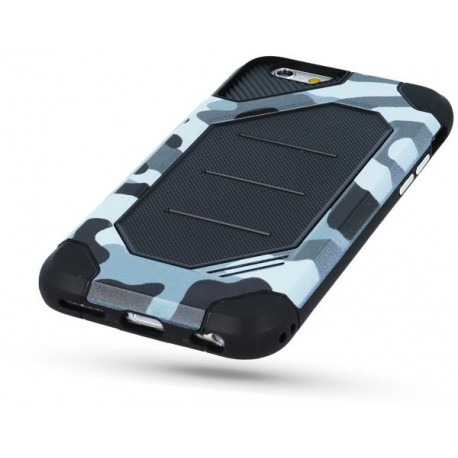Defender Army case for Sam S7 G930 gray