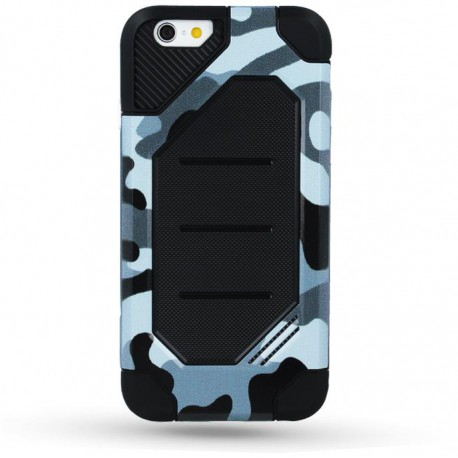 Defender Army case for Sam S8 G950 gray