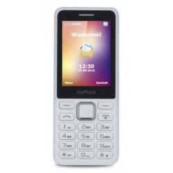 Telefon DUAL SIM myPhone 6310 - biely
