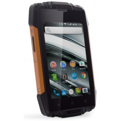 Telefon DUAL SIM myPhone HAMMER IRON 2 - oranžovo - čierny