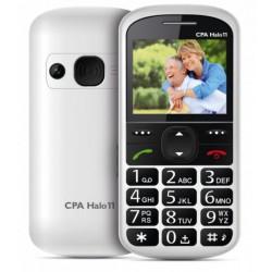 Telefon SENIOR - CPA HALO 11 - biely