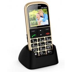 Telefon SENIOR - CPA HALO 11 - zlatý