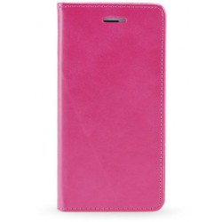 Flexi Eco book púzdro na Apple iPhone X - ružové