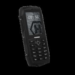 Telefon DUAL SIM myPhone HAMMER 3 - čierny