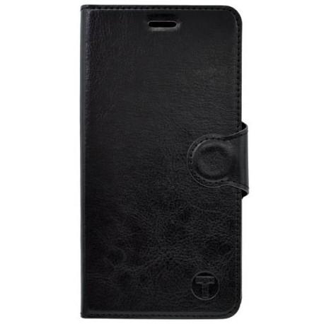 Bočné knižkové puzdro Huawei Y7 čierne