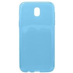 Gumené puzdro Samsung Galaxy J5 2017 modré, nelepivé