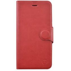 Bočné knižkové puzdro Huawei P9 Lite mini červené