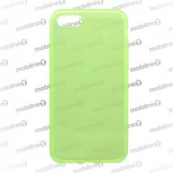 Gumené puzdro iPhone 8, zelené, anti-moisture