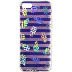 Fashion Glitter Pineapple Case for Sam J5 2017 J530