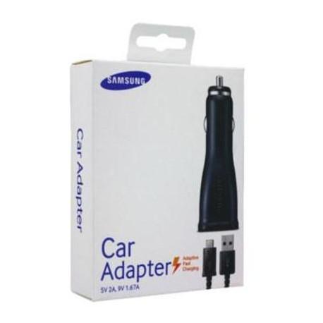 Car charger Samsung EP-LN915U black + kabel DUE4EBE box