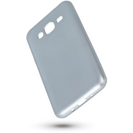 Oil TPU case for Samsung J5 2017 J530 silver