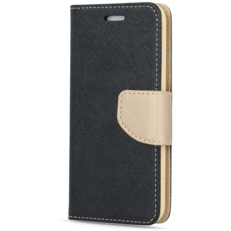 Case Smart Fancy for Huawei P9 Lite mini black/gold