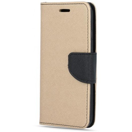 Case Smart Fancy for Huawei P9 Lite mini gold/black