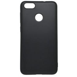 Gumené puzdro Huawei P9 Lite mini čierne matné