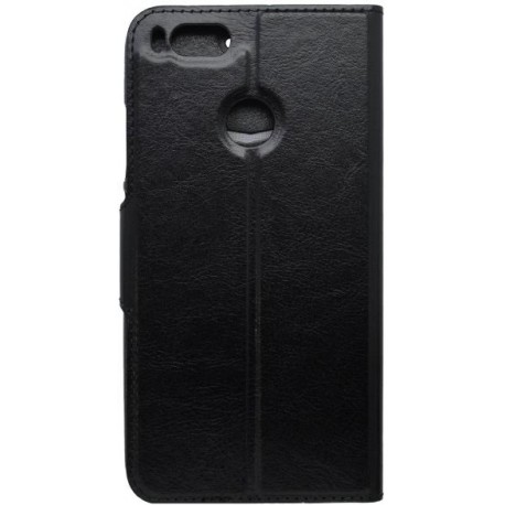 Bočné knižkové puzdro Xiaomi Mi A1 čierne