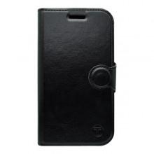 Knižkové bočné puzdro Huawei Honor 4C, čierne