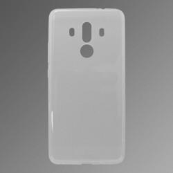 Gumené puzdro Huawei Mate 10 Pro priehľadné, nelepivé