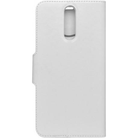 Bočné knižkové puzdro Huawei Mate 10 Lite biele