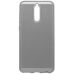 Plastové puzdro Sito Huawei Mate 10 Lite strieborné