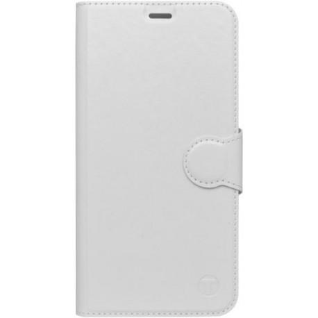 Bočné knižkové puzdro Moto G5s biele