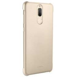 Huawei Mate 10 Lite PU Leather Gold Case