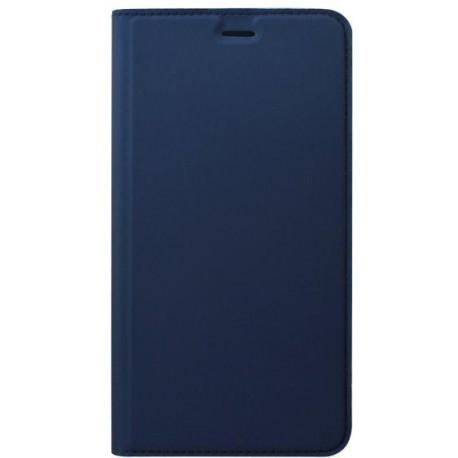 Metacase knižkové puzdro Huawei Y6 2017 modré
