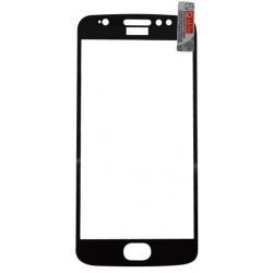 Ochranné sklo Q sklo Moto G5s čierne fullcover