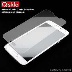 Tvrdené sklo - sklenená fólia 0.25mm Q sklo Moto G4 Plus