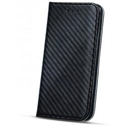 Smart Carbon case for Samsung A8 2018 black