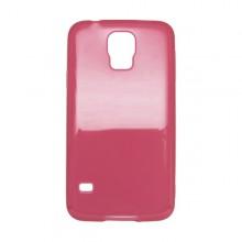 Gumené puzdro Samsung Galaxy S5 (i9600), červené